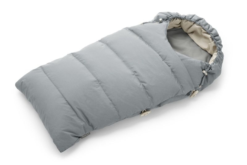 Конверт Stokke Sleeping Bag, цвет - серыйStokke<br>Конверт Stokke Sleeping Bag, цвет - серый<br>