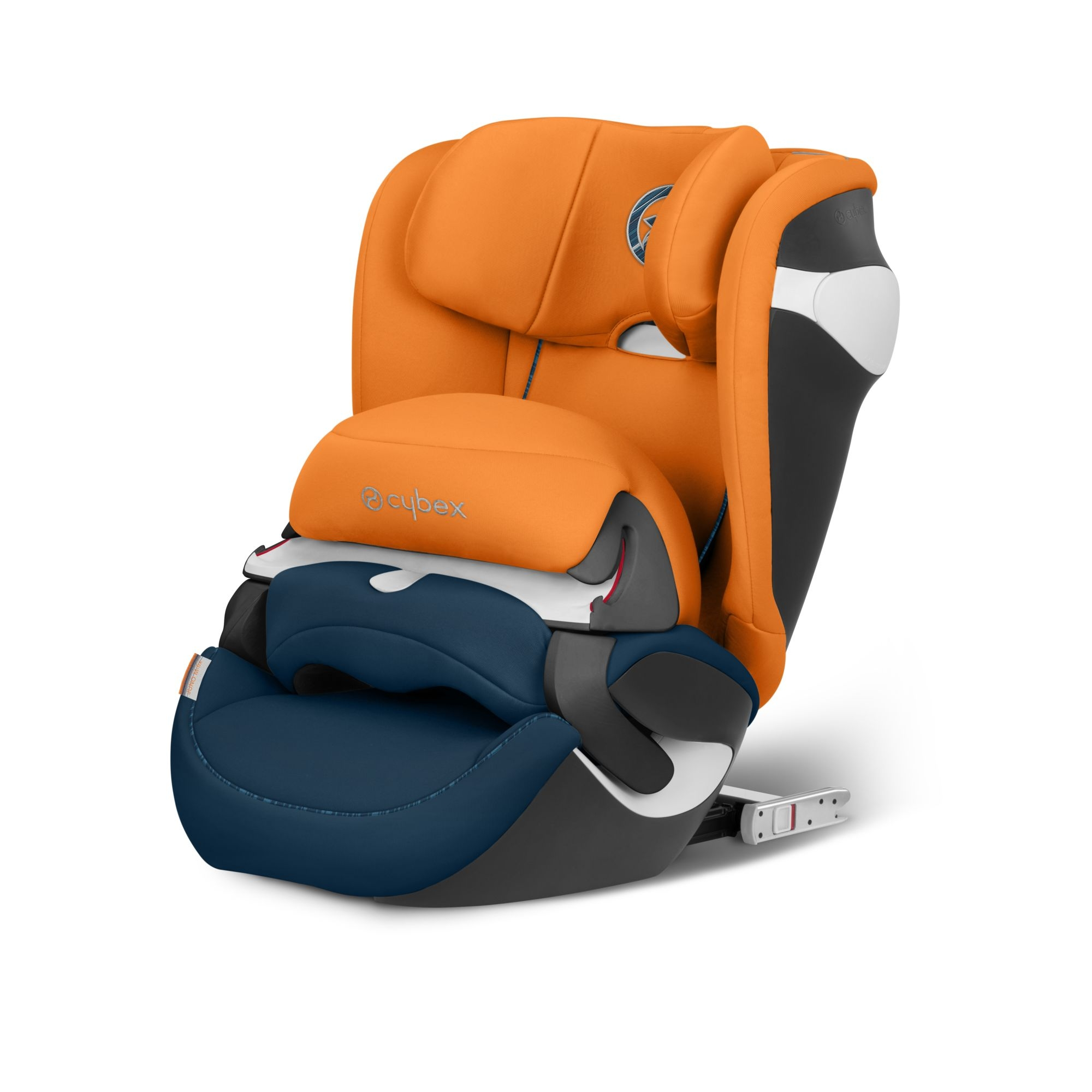 Автокресло Cybex Juno M-fix Tropical Blue, синий