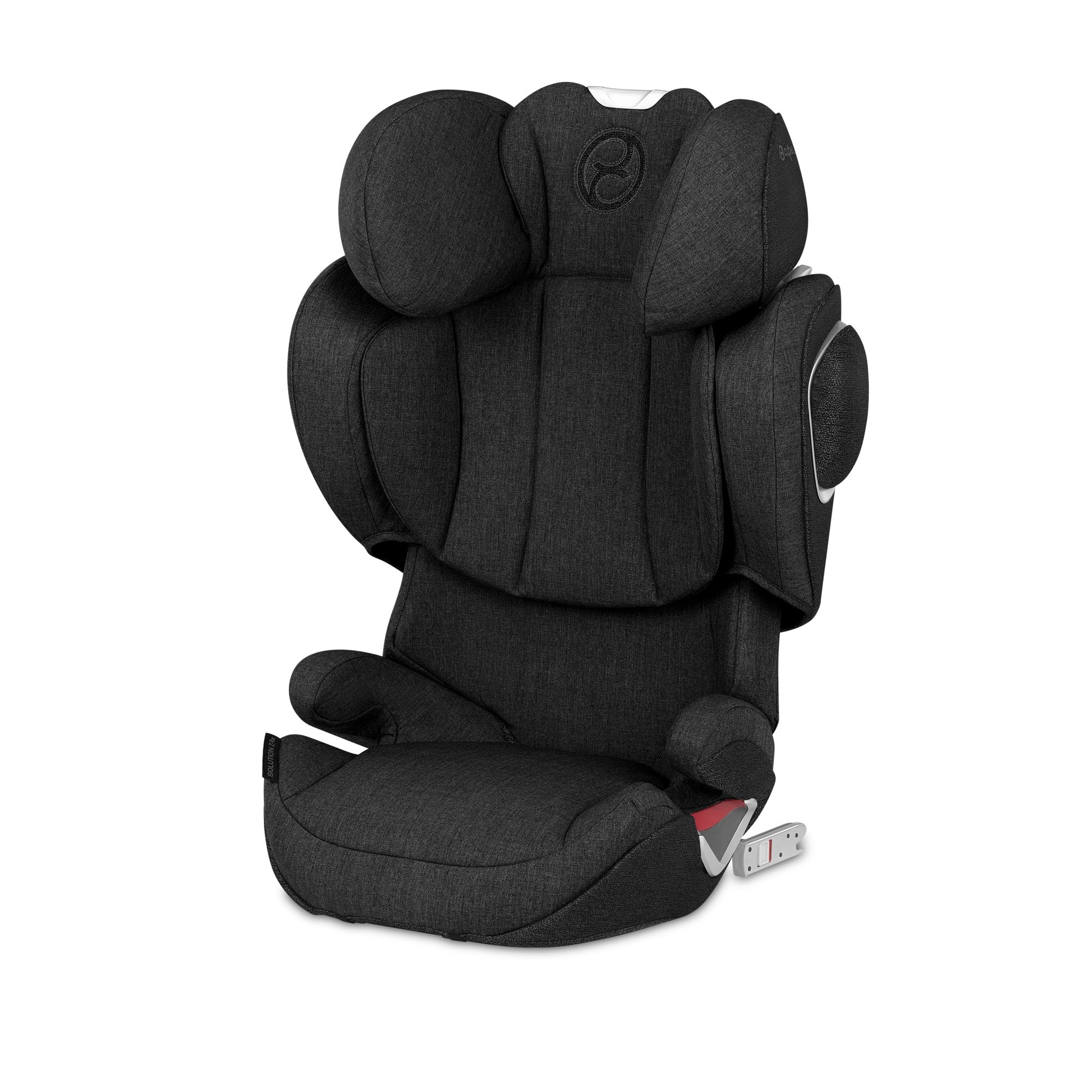 Автокресло Cybex Solution Z-fix Stardust Black, черный
