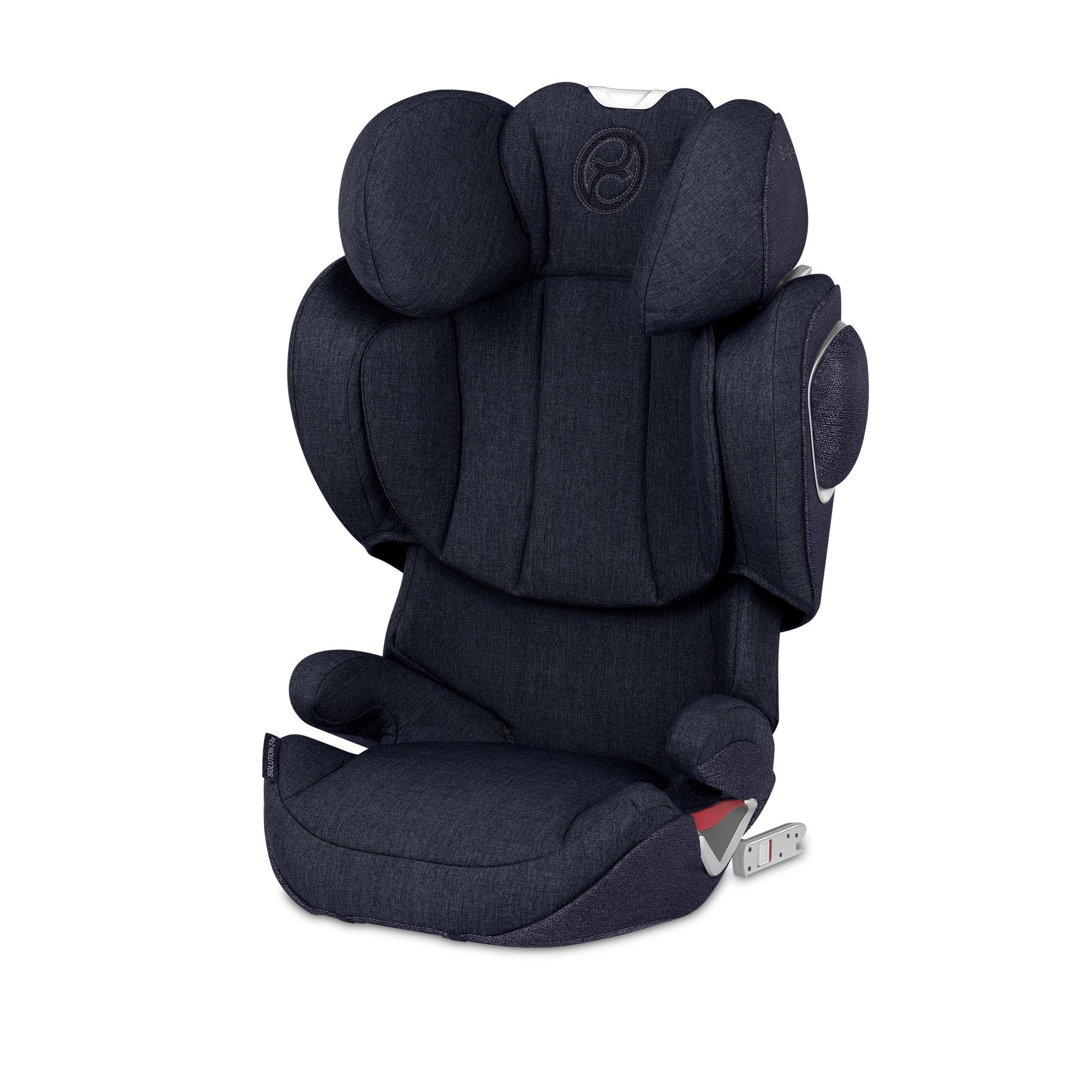 Автокресло Cybex Solution Z-fix Midnight Blue, синий