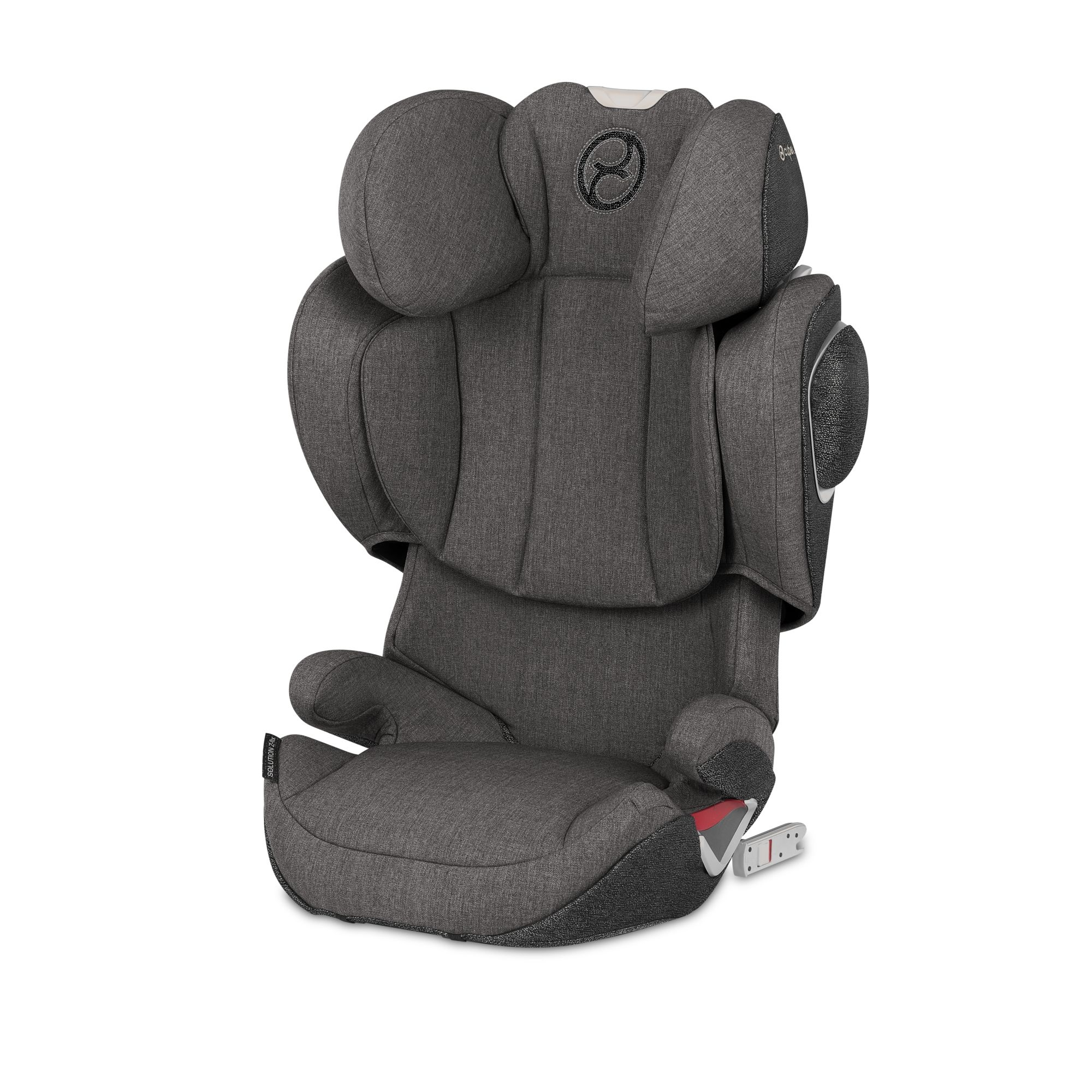 Автокресло Cybex Solution Z-fix Manhattan Grey, серый