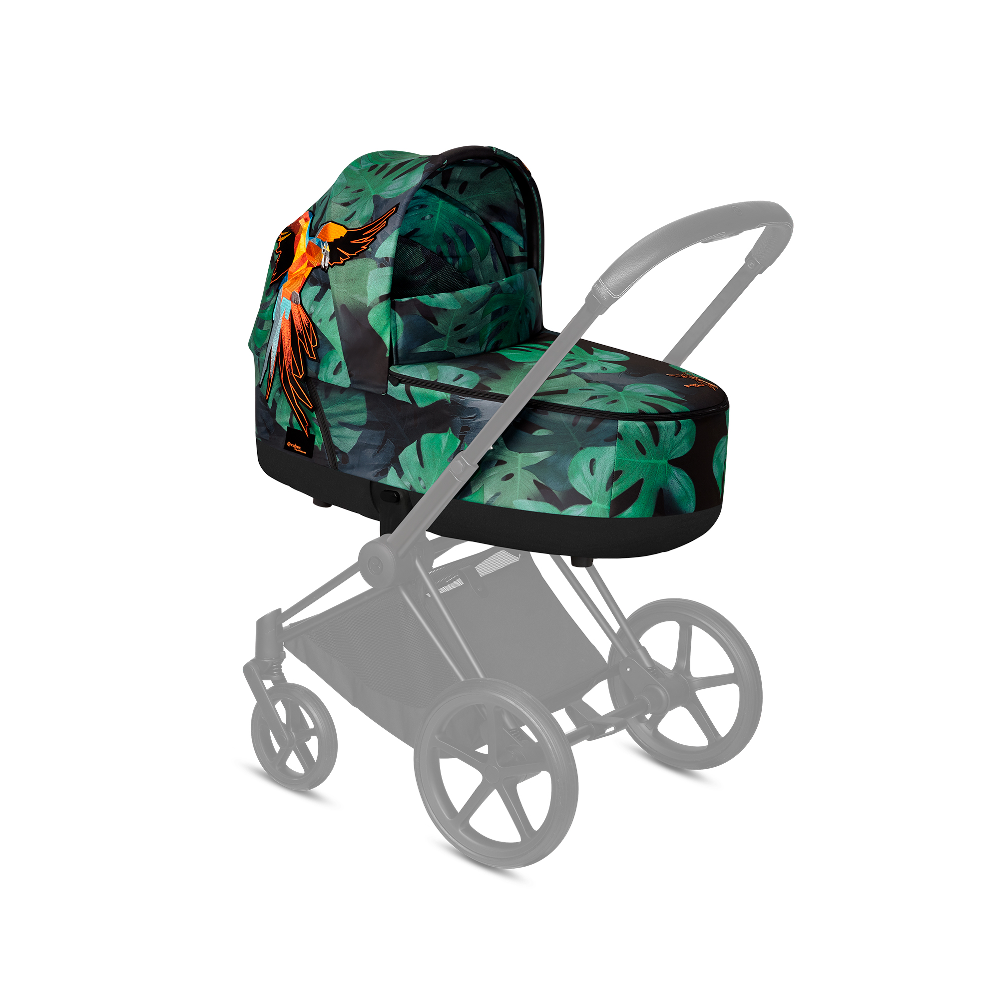 Спальный блок Cybex PRIAM III Birds of Paradise