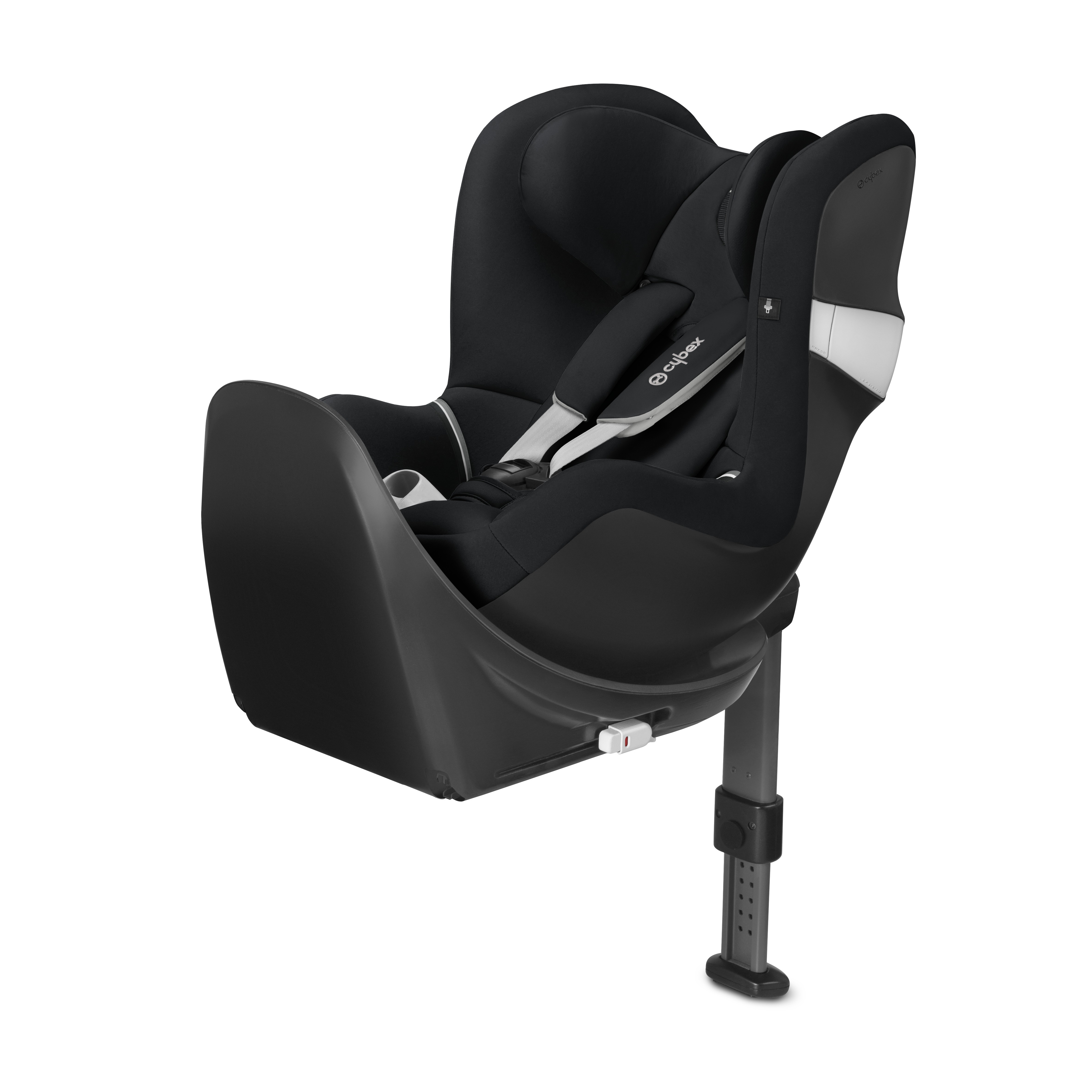 Автокресло Cybex Sirona M2 i-Size и база Base M Stardust Black, цвет черный