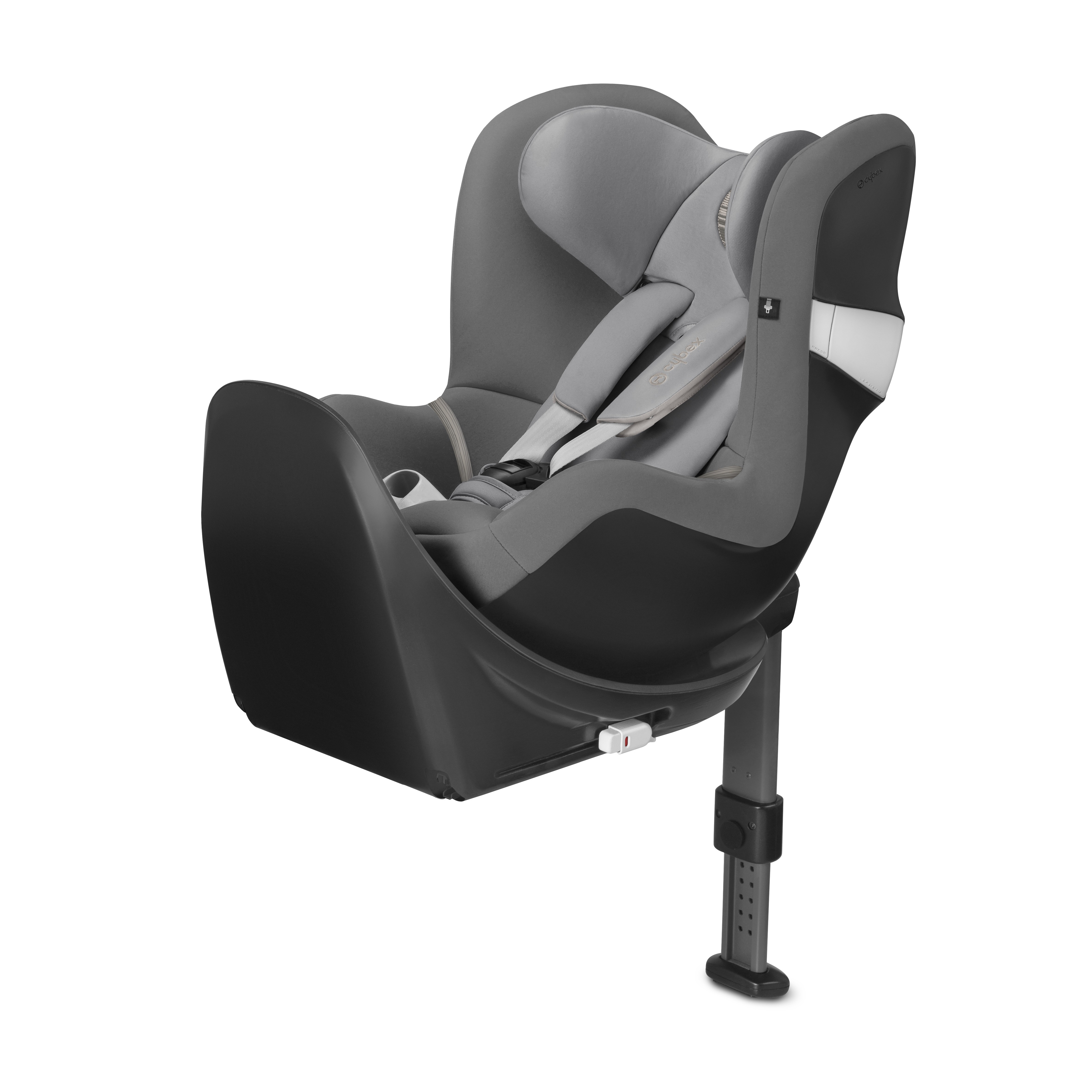 Автокресло Cybex Sirona M2 i-Size и база Base M Manhattan Grey, цвет серый