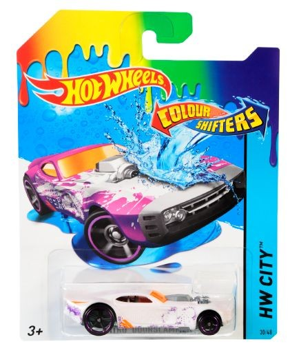 Машинки Hot Wheels  Color Shifters  - Игрушки