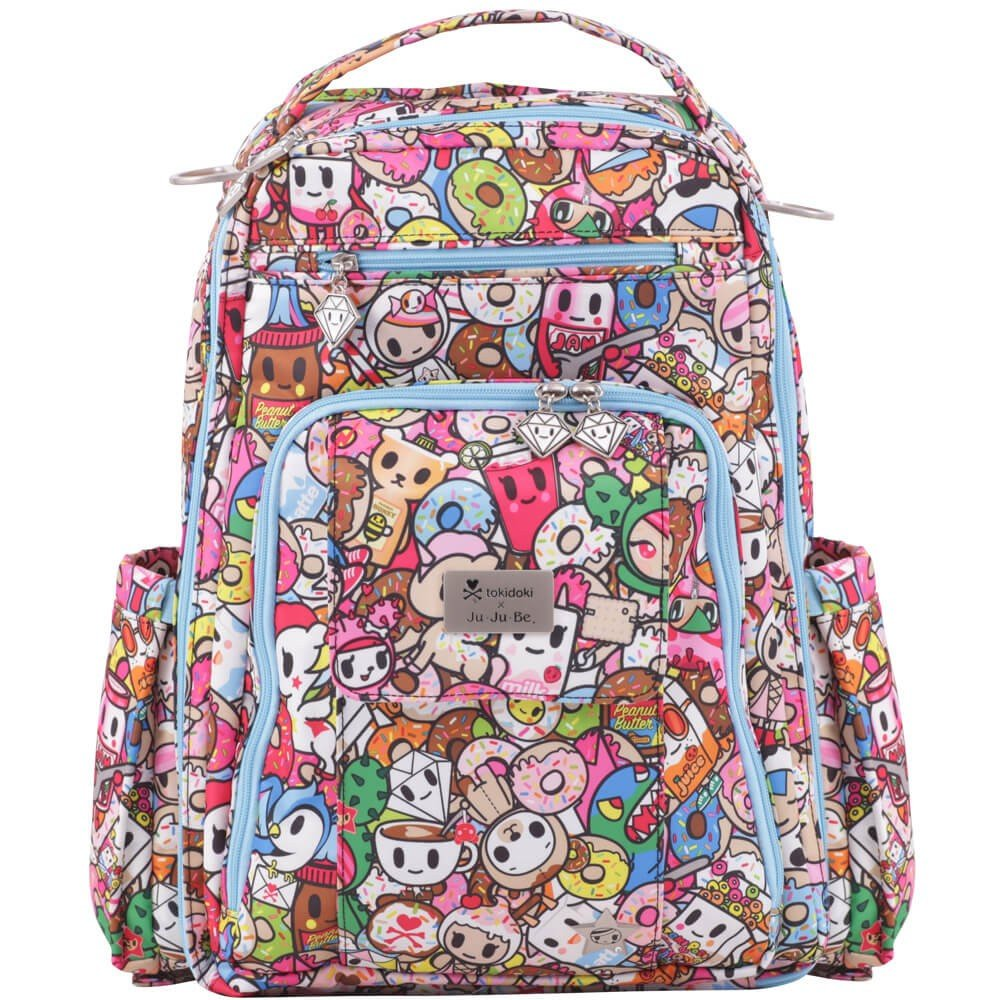 Рюкзак для мамы Ju-Ju-Be Be Right Back Tokidoki tokipopsСумки<br>Рюкзак для мамы Ju-Ju-Be Be Right Back Tokidoki tokipops<br>