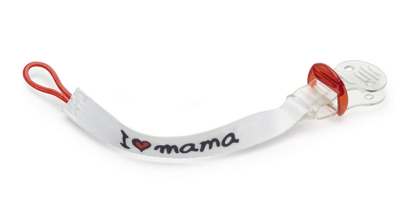Soother holder Mama/PapaПустышки и прорезыватели<br>Soother holder Mama/Papa<br>