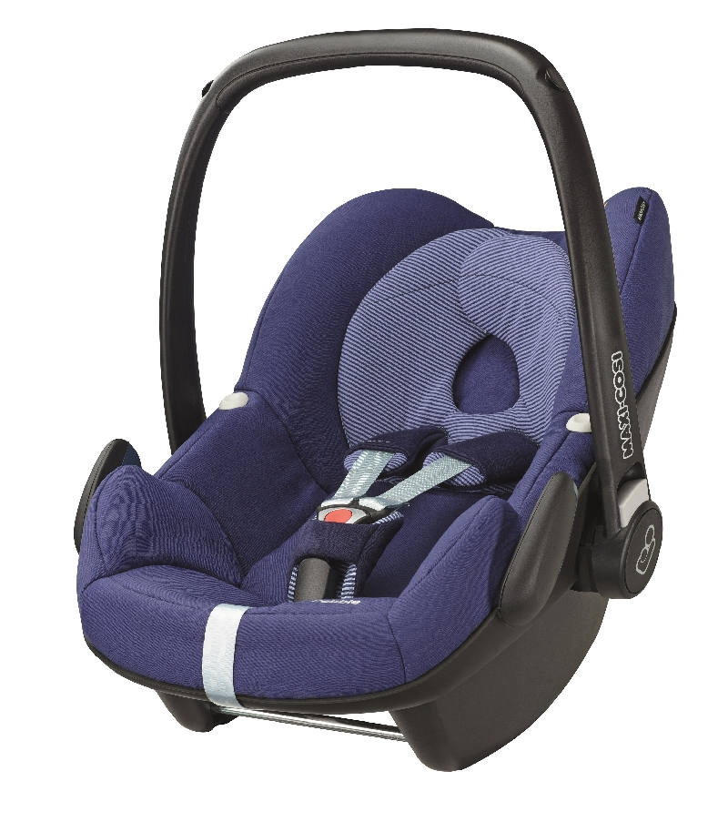 Автокресло Maxi-Cosi Pebble River Blue, цвет синийMaxi-Cosi<br>Автокресло Maxi-Cosi Pebble River Blue, цвет синий<br>