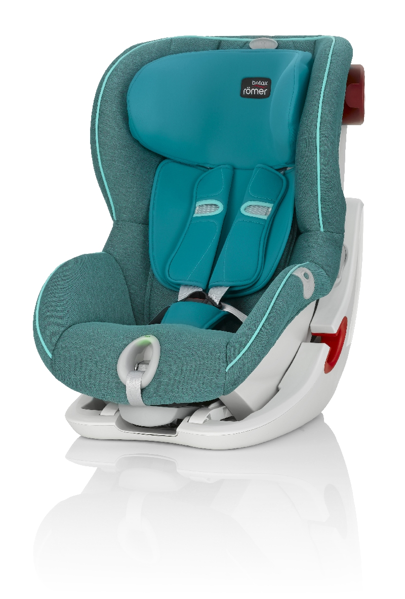 Купить Детское автокресло Britax Römer King II LS Green Marble Highline, Mothercare