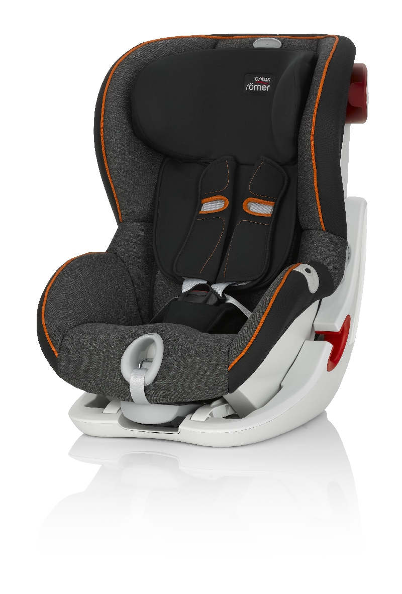 Купить Детское автокресло Britax Römer King II LS Black Marble Highline, Mothercare