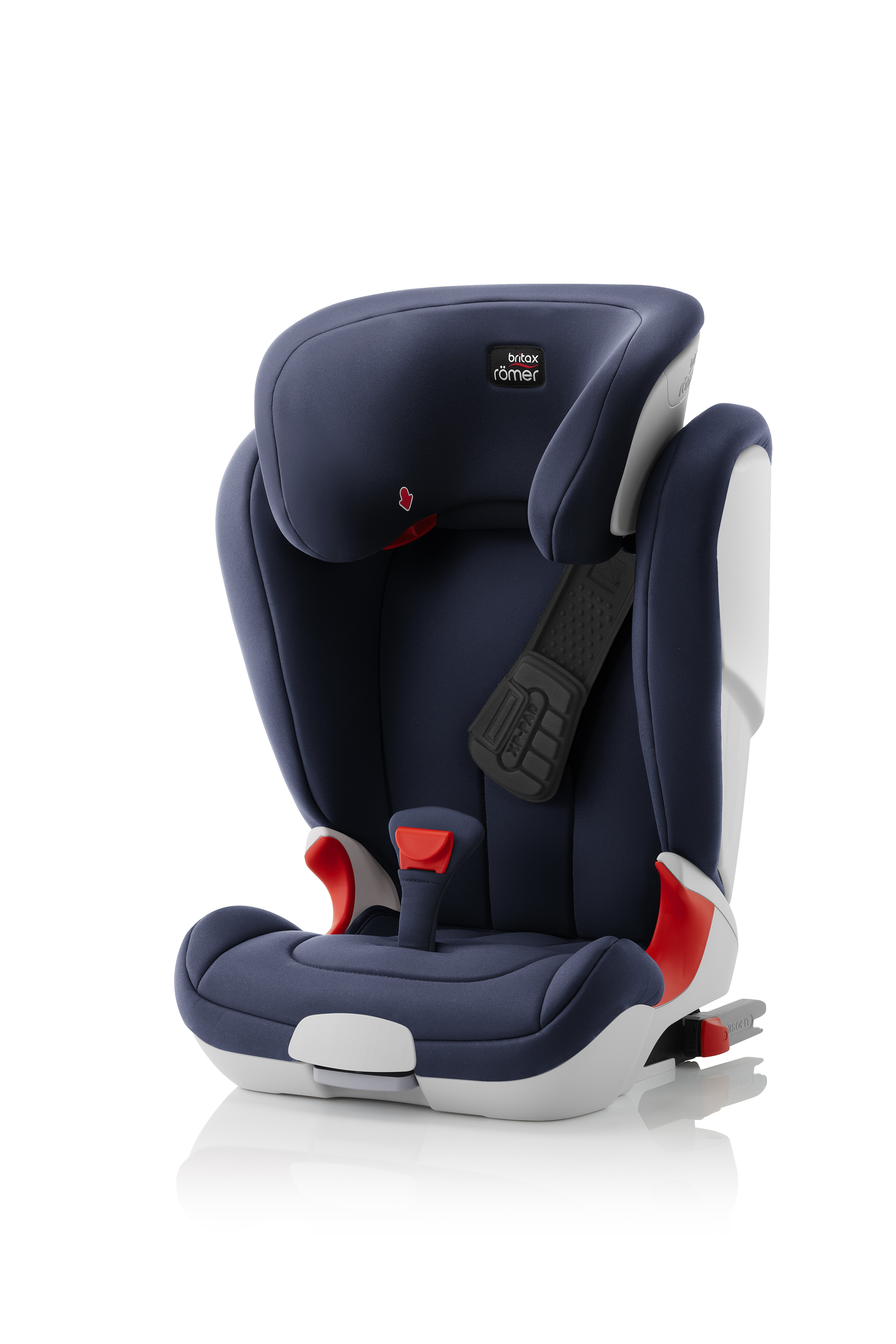 Автокресло Britax Roemer Kidfix II XP Moonlight Blue Trendline, цвет: синийBritax R?mer <br>Автокресло Britax Roemer Kidfix II XP Moonlight Blue Trendline, цвет: синий