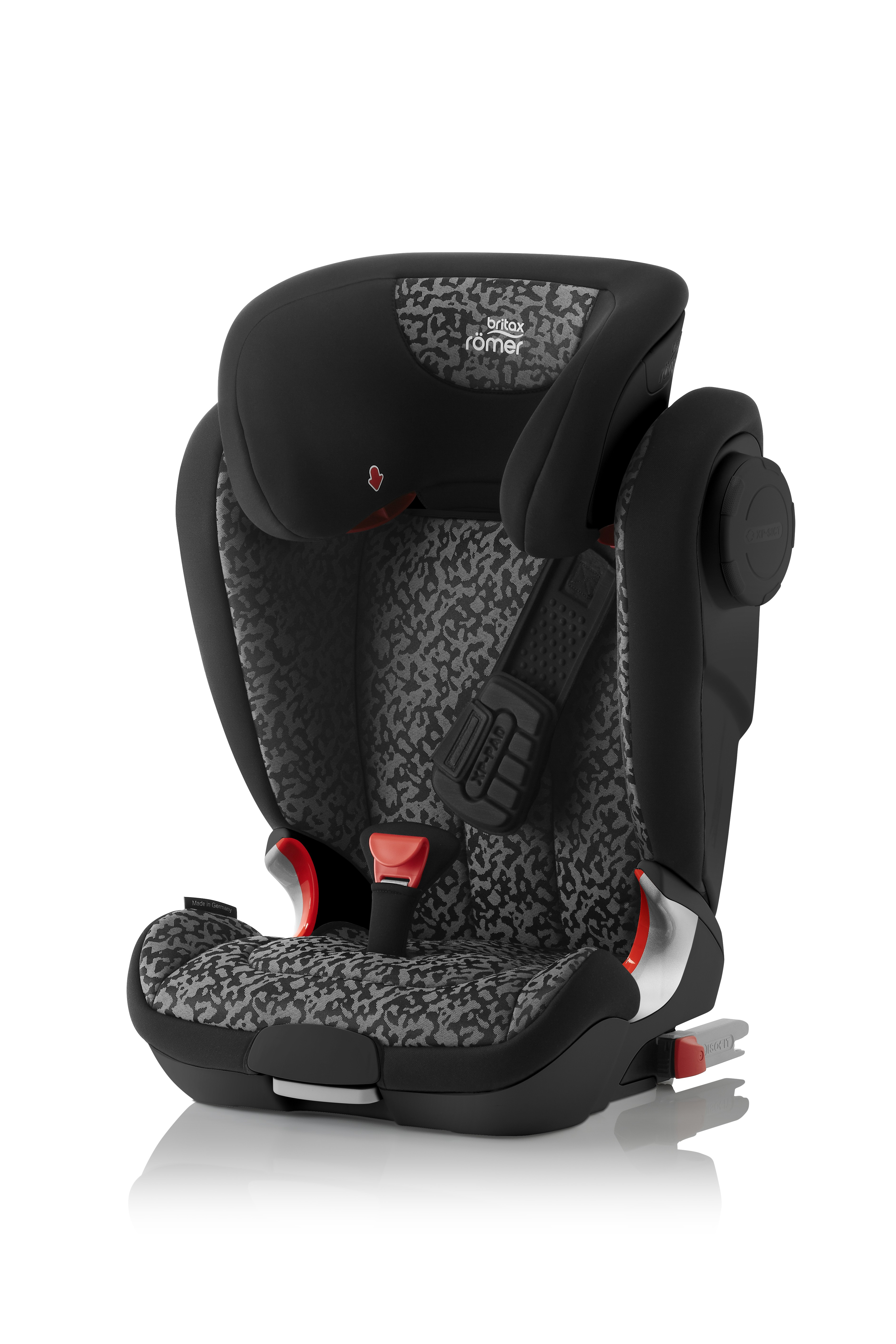 Автокресло Britax Roemer Kidfix II XP SICT Black Series Mystic Black Highline, цвет: черный