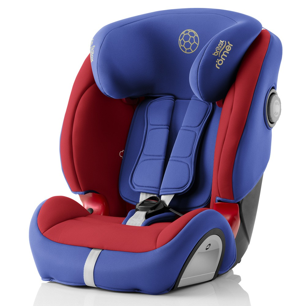 Автокресло Britax Roemer Evolva 123 SL SICT Football Edition