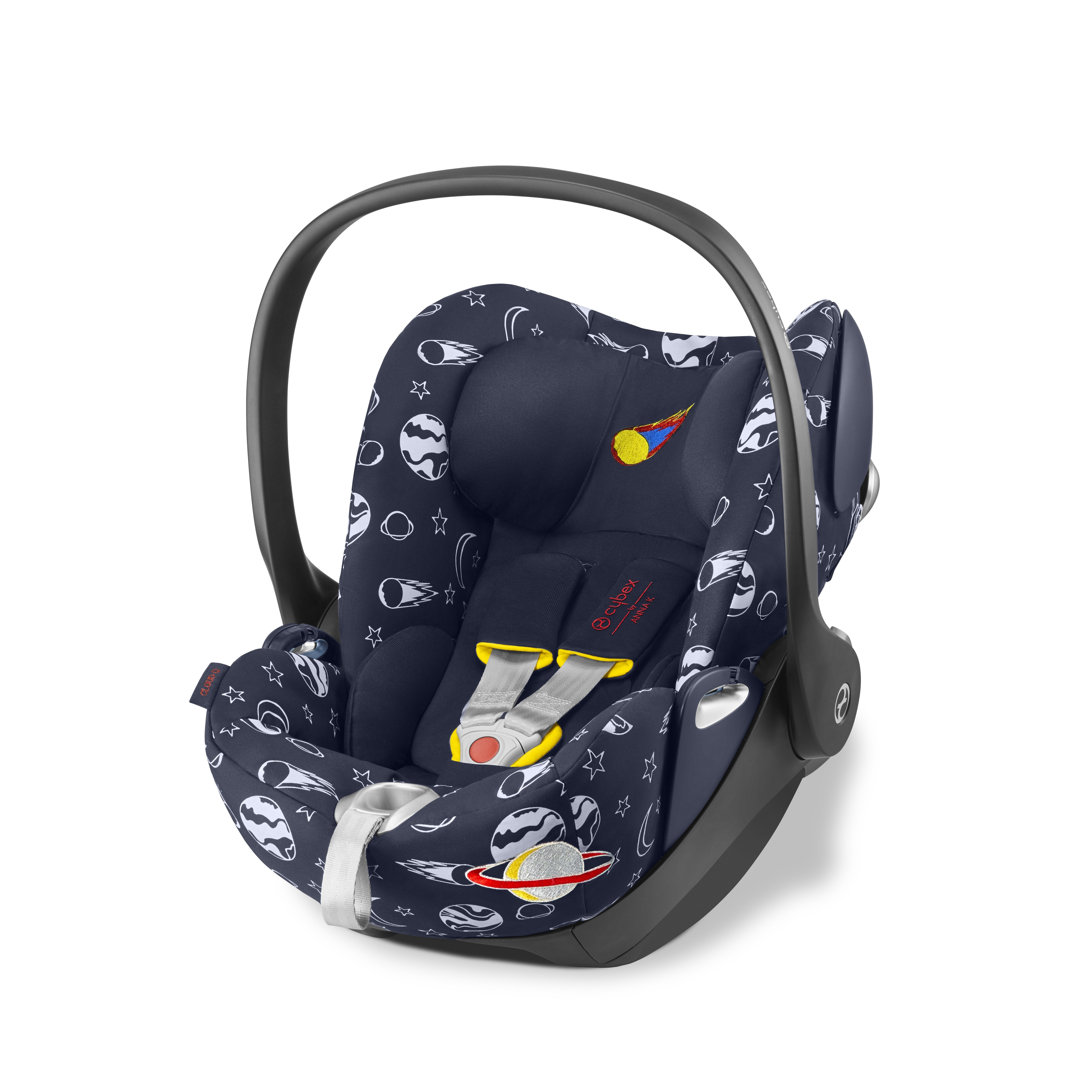 Купить Автокресло Cybex Cloud Q Space Rocket by Anna K