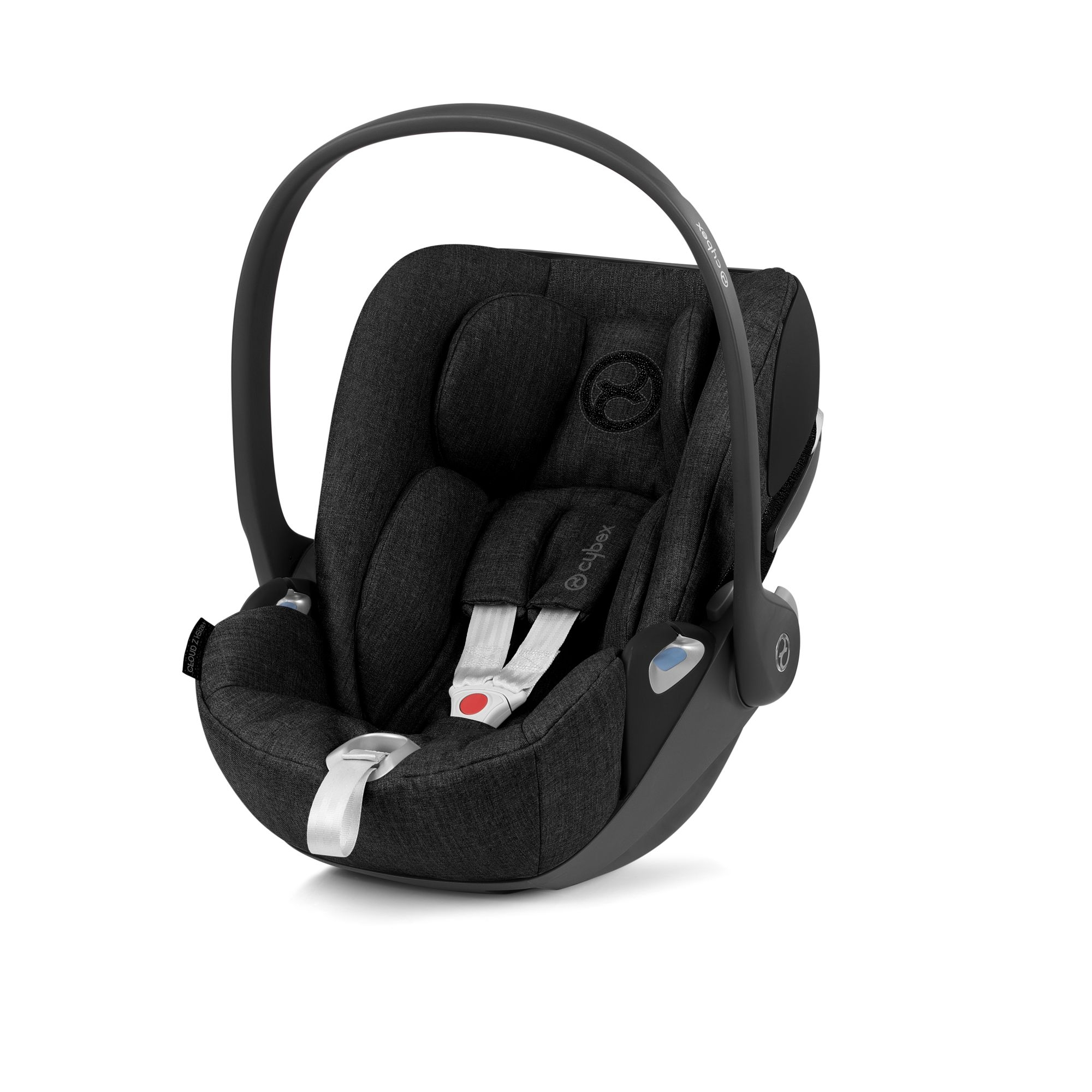 Автокресло Cybex Cloud Z i-Size Plus Stardust Black, черный