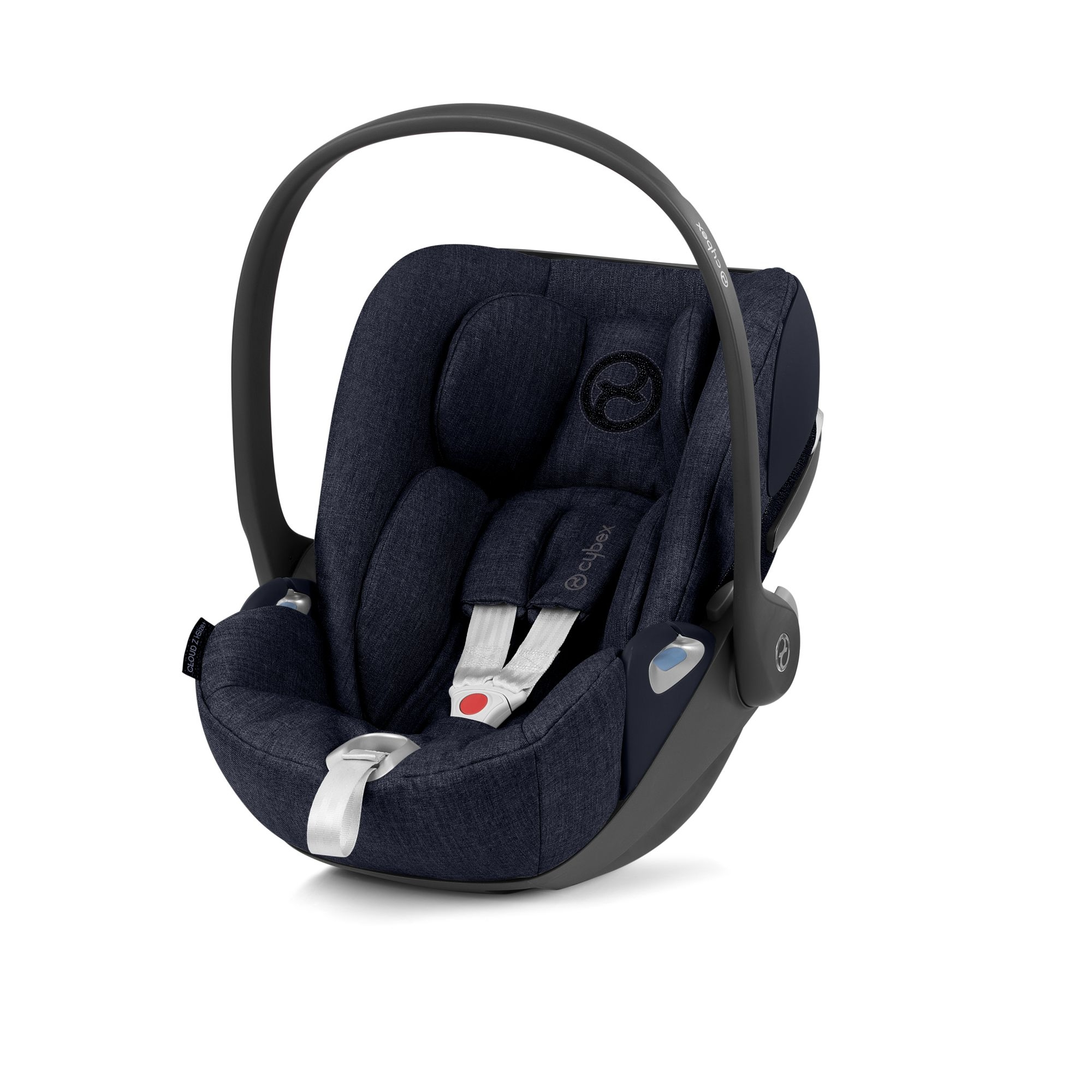Автокресло Cybex Cloud Z i-Size Plus Midnight Blue, синий