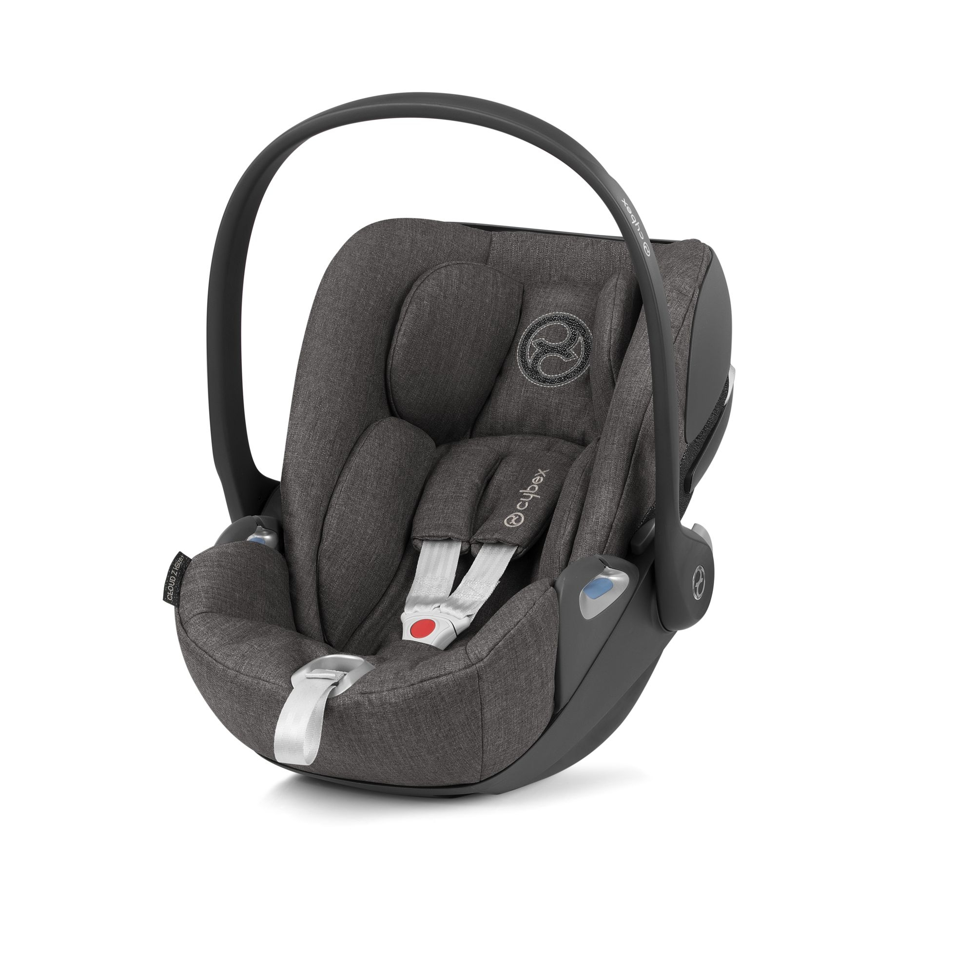 Автокресло Cybex Cloud Z i-Size Plus Manhattan Grey, серый