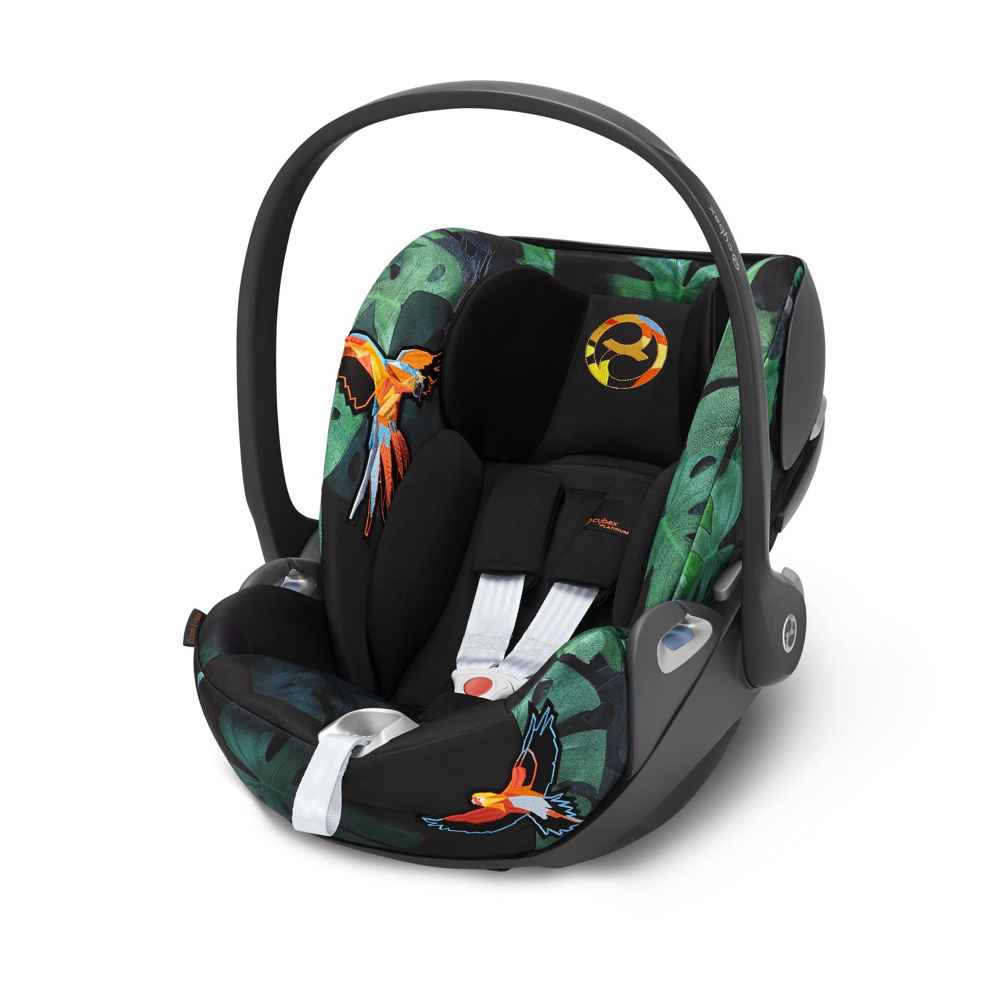 Автокресло Cybex Cloud Z i-Size FE Birds of Paradise