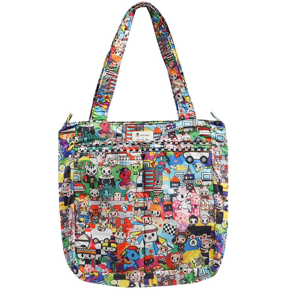 Сумка для мамы Ju-Ju-Be BeLight tokidoki Sushi CarsСумки<br>Сумка для мамы Ju-Ju-Be BeLight tokidoki Sushi Cars<br>