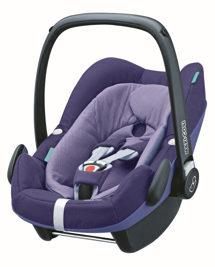 Автокресло Maxi-Cosi Pebble Plus, River Blue, цвет: синий