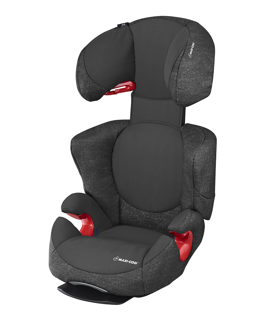 Автокресло Maxi-Cosi Rodi Аir Protect, Nomad Black, черный
