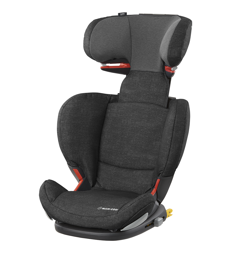 Автокресло Maxi-Cosi RodiFix AirProtect, Nomad Black, черный