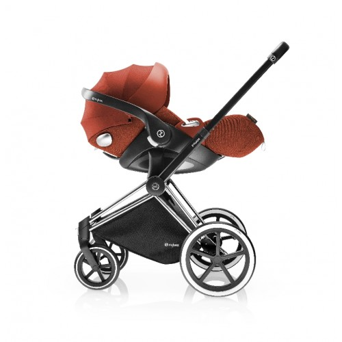 Автокресло Cybex Cloud Q+, Autumn Gold