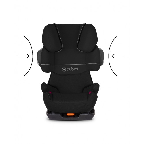 Автокресло Cybex Pallas 2Fix Rumba Red