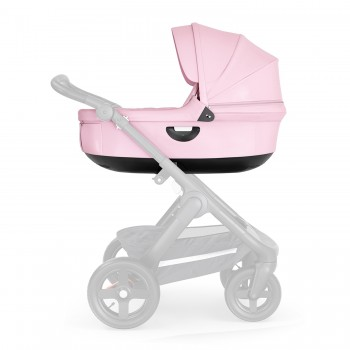 Люлька Stokke Trailz Black Lotus Pink, розовый