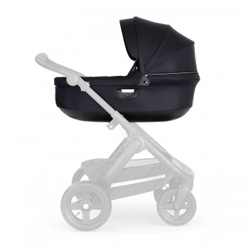 Люлька Stokke Trailz Black Black, черный