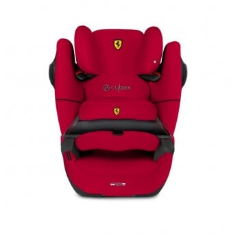 Автокресло Cybex Pallas M-Fix SL FE Ferrari, Red, красный