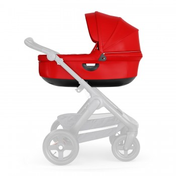 Люлька Stokke Trailz Black Red, красный