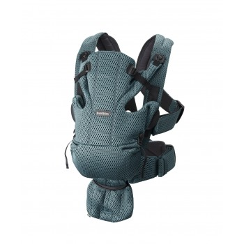 Рюкзак-переноска BabyBjorn Baby Carrier Move 3D Mesh Sage Green