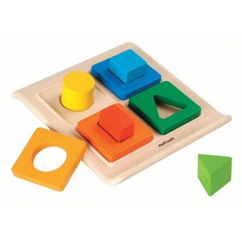Сортер «Формы» Plan Toys Learning