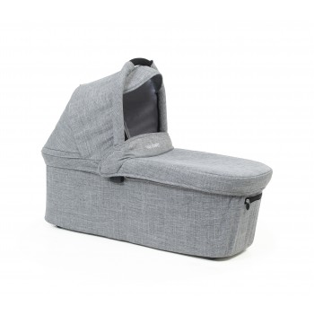 Люлька Valco baby External Bassinet для Snap Duo Trend Grey Marle, серый