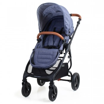 Коляска Valco baby Snap 4 Ultra Trend Denim, индиго