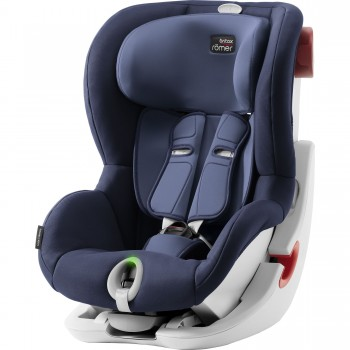 Автокресло Britax Roemer King II LS Moonlight Blue Trendline, синий
