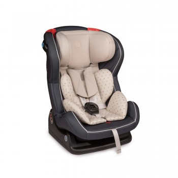 Автокресло Happy Baby PASSENGER V2 Graphite, черный