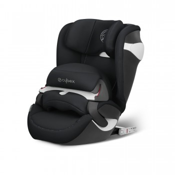 Автокресло Cybex Juno M-fix Urban Black, черный фото