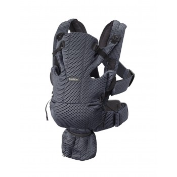 BabyBjorn Рюкзак-переноска BabyBjorn Baby Carrier Move 3D Mesh Anthracite