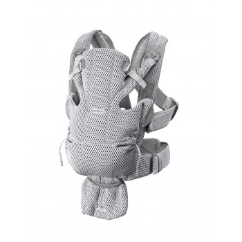 Рюкзак-переноска BabyBjorn Baby Carrier Move 3D Mesh Grey