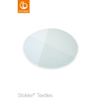 Одеяло Stokke Knit Mint OCS, 95 см