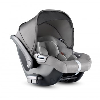 Купить Автокресло Inglesina CAB для коляски Quad DERBY GREY, серый
