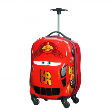 Чемодан 4-х колесный Disney by Samsonite Ultimate CARS CLASSIC,