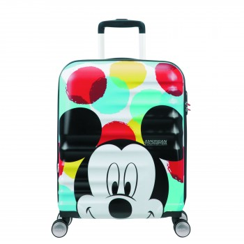 Чемодан Disney by American Tourister Wavebreaker MICKEY CLOSE-UP,