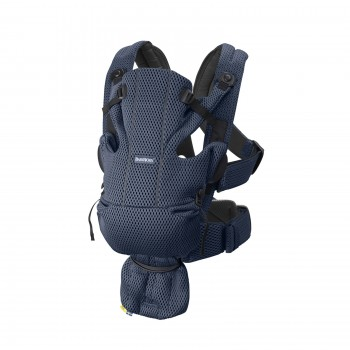Рюкзак-переноска Baby Bjorn Carrier Move Navy Blue, темно-синий