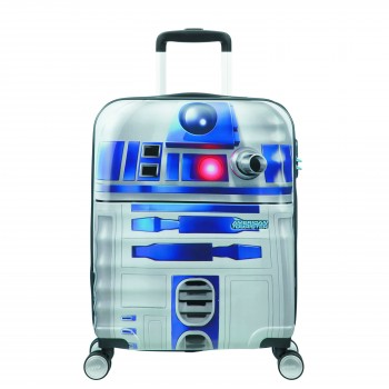 Чемодан Star Wars by American Tourister Wavebreaker R2D2