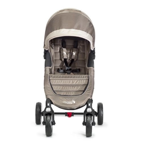 Коляска Baby Jogger City Mini Single 4W Sand, песочный