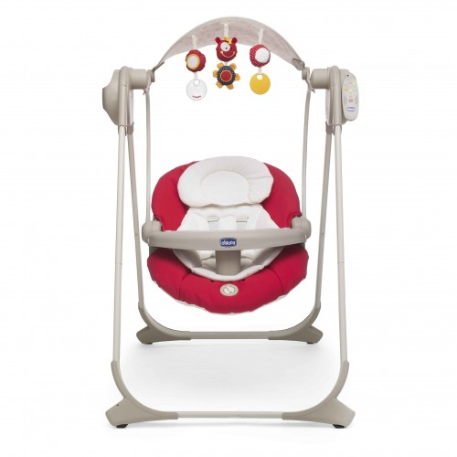 Качельки Chicco Polly Swing UP PAPRIKA