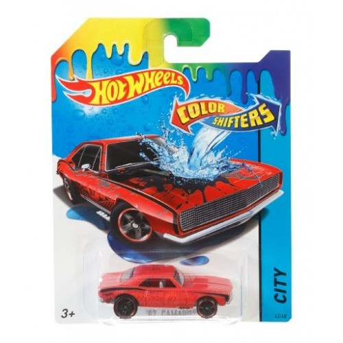 "Машинки Hot Wheels ""Color Shifters"""